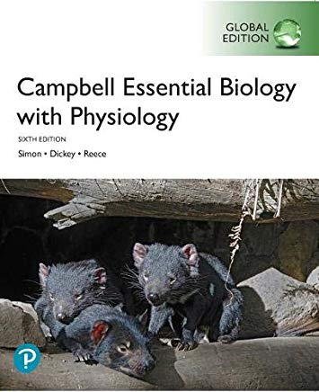 Campbell Essential Biology with Physiology (Global Edition)