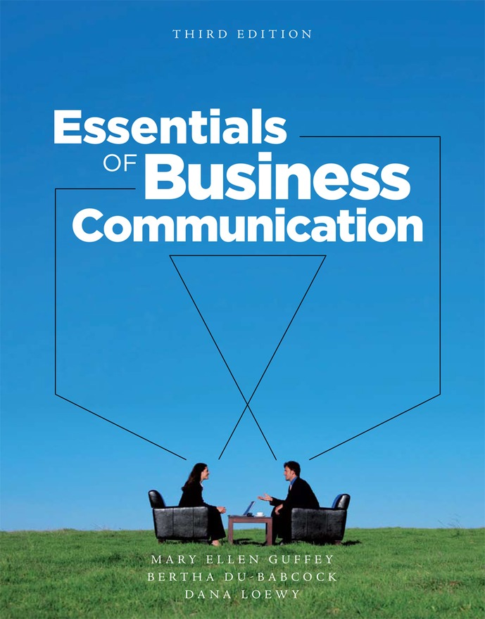 Essentials of Business Communication (Asian Edition)