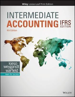 "Intermediate Accounting 4th edition (Printed Book + 2nd edition WileyPLUS ""Access Code""), ISBN: 9781119772910"